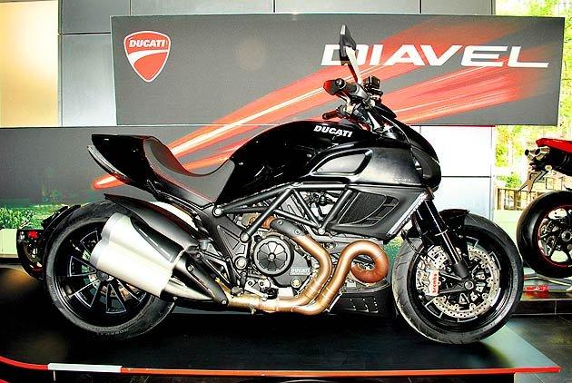 Ducati Annou... Ducati Bikes In India